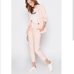 Joie Jun Pants in Washed Rose Sz 0